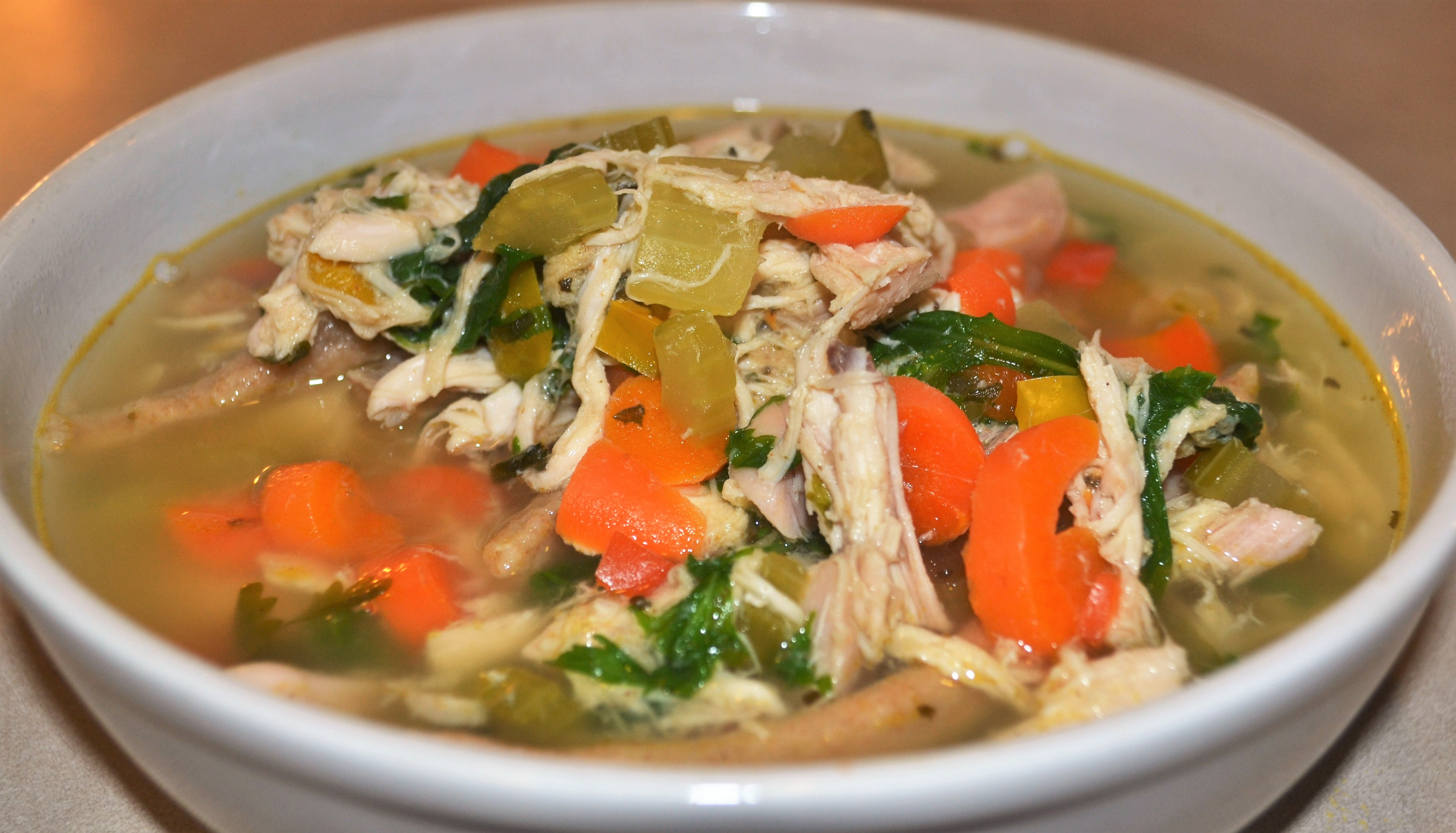 Healthy chicken noodle soup for the soulor sick forumfinder Images
